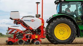 Foto de Kuhn incorpora un nuevo software en la sembradora monograno Maxima 3 eléctrica