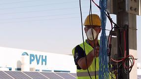 Foto de PVH y el IES-UPM colaboran en un estudio sobre sistemas fotovoltaicos bifaciales