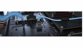 Foto de RS Components presenta el sistema de cables discretos Tiger Eye con paso de 1,27 mm de Samtec