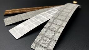 Foto de Cantisa lanza un nuevo canto decorativo de mosaico con relieve