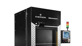 Foto de Nova máquina de soldadura a laser da Emerson melhora as capacidades de fabrico