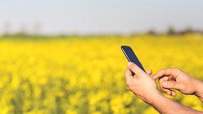 Foto de Há uma app que alerta os agricultores sobre alterações climáticas