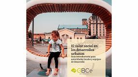Foto de El análisis del valor social de los nuevos desarrollos urbanos generará entornos más prósperos, saludables y sostenibles