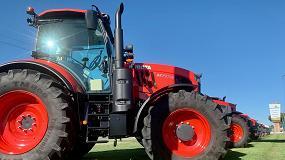 Foto de Máquinas agrícolas: Pelarigo estabelece parceria com a Kubota