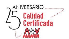 Foto de Se cumplen 25 años de la primera certificación de calidad de Nanta por Aenor