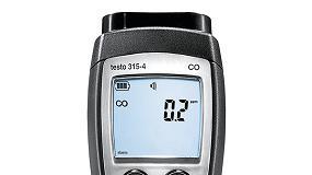 Foto de Instrumento de medição de CO testo 315-4 (ficha de produto)