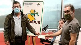 Foto de Adesbur colabora en la campaña 'Tapones para Andrés'
