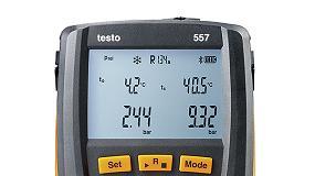 Foto de Analisador de refrigeração digital testo 557 (ficha de produto)