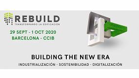 Foto de Arranca Rebuild 2020, la gran cita de la edificación y la arquitectura avanzada