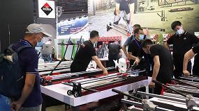 Foto de Éxito de visitas en el stand Rubi de la Shanghai International Hardware Exhibition 2020