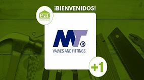 Foto de MT Spain, nuevo asociado de AFEB