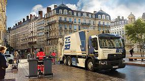Foto de Renault Trucks acompaña a sus clientes en la financiación de su gama eléctrica
