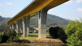 Foto de Mitma licita un contrato para el suministro de una plataforma de seguimiento de los puentes monitorizados