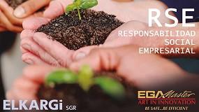 Foto de EGA Master expondrá su modelo de RSE en las jornadas de Elkargi