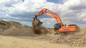 Foto de Utilizar el equipo MB Crusher en la obra permite a las empresas ahorrar en los costes de eliminación y trabajar en seguridad