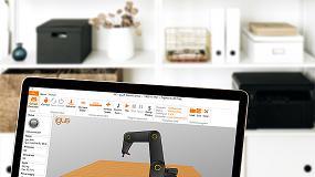 Foto de Sistema de controlo para robôs da igus: simulação gratuita e controlo económico de robôs