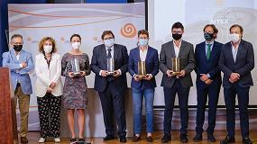 Foto de Aitex otorga 30.000 € en la 2ª edición de los Premios Empresariales Aitex