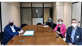 Foto de El MITMA recibe el Manifiesto en favor del Reconocimiento Profesional del Instalador en Edificación
