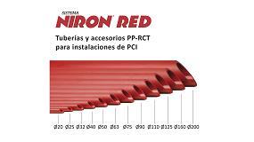Foto de Italsan lanza novedades en la tarifa PP-R Sistema Niron Red para PCI