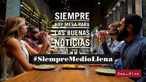 Foto de El sector del vino muestra su compromiso con la hostelería con un plan de apoyo a bares y restaurantes