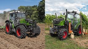 Foto de Fendt 200 Vario y V/F/P: tractores de una nueva generación