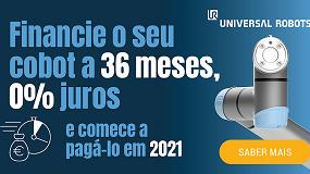 Foto de Universal Robots lança programa de financiamento de robôs colaborativos