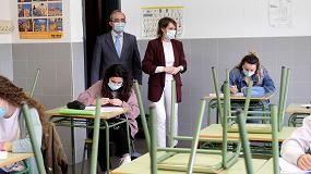 Foto de Los centros educativos de la Castilla y León pueden solicitar su acreditación 'CoDiCe TIC' hasta el 23 de octubre