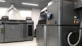 Foto de Maflow se lanza a la impresión 3D a gran escala gracias a Grupo Solitium y la HP Jet Fusion 4200