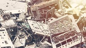 Foto de Fundación Ecolec defiende que la educación medioambiental es vital para afrontar la creciente generación de residuos electrónicos