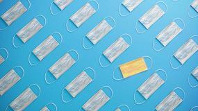 Foto de Laboratorios y mascarillas higiénicas