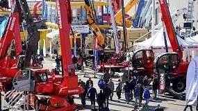 Foto de El mercado italiano de maquinaria de construcción cae un 20% en el primer semeste del año