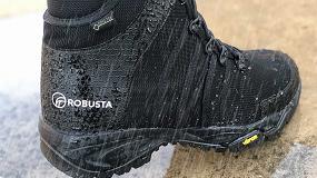 Foto de Robusta muestra el poder de Horus, su nuevo modelo de calzado de seguridad