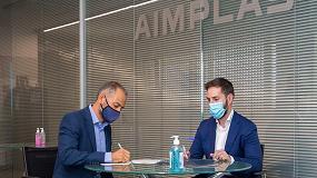 Foto de Aimplas y Anarpla firman un acuerdo marco de colaboración