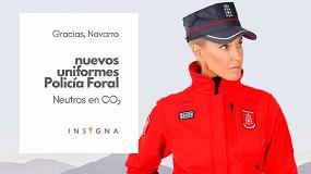 Foto de Insigna se fija el objetivo eliminar los fluorocarbonos de sus uniformes sostenibles