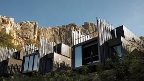 Foto de Primeiro hotel de paisagem em Espanha utiliza o vidro Guardian Glass para melhor se integrar na natureza