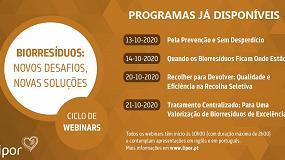 Foto de LIPOR promove ciclo de webinars com o tema 'Biorresíduos: novos desafios, novas soluções'