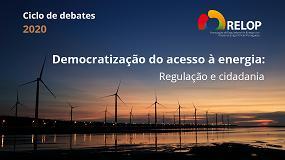 Foto de Democratização do acesso à energia em debate