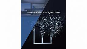 Foto de Technal lanza la campaña 'Creamos ventanas, destruyendo ventanas'