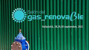 Foto de I Encontro Ibérico dedicado ao gás renovável chega a Valladolid em setembro de 2021