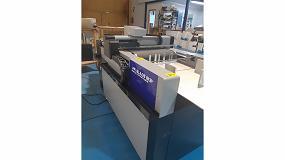 Foto de Imprenta Bielsa instala una Duplo PFi Blade B3+ de la mano de EMG
