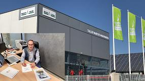 Foto de Taller Marcos Maquinaria, nuevo concesionario Deutz-Fahr en Palencia
