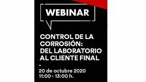 Foto de Neurtek, Cidetec y Metrohm organizan el webinar 'Control de la corrosión: del laboratorio al cliente final'