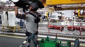 Foto de Mutua Universal presenta su experiencia en la aplicación de exoesqueletos en WeRob2020