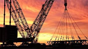 Foto de El sector de la construcción sale reforzado de la pandemia y mejora sus previsiones de crecimiento para el año que viene, según Sarens
