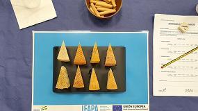 Foto de Montes de Málaga estudia incorporar aceite de oliva virgen extra a sus quesos curados