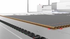 Foto de swissQprint equipa sus mesas planas con el innovador sistema de vacío Tip Switch