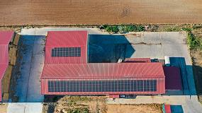 Foto de El Consorcio invierte en energía solar para la construcción de mezclas unifeed