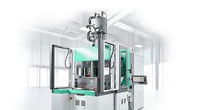 Foto de Allrounder 1300 T: a nova máquina de mesa rotativa da Arburg