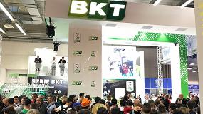 Foto de BKT renuncia a participar en EIMA 2021