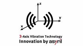 Foto de Asycube, de Asyril, el alimentador flexible para la industria actual y futura
